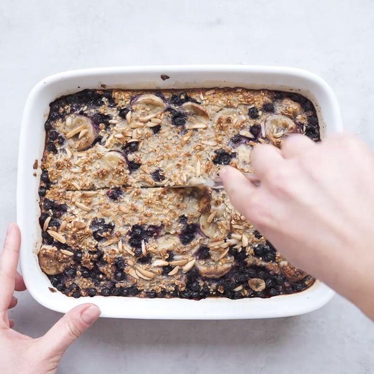 Baked Oatmeal Grundrezept