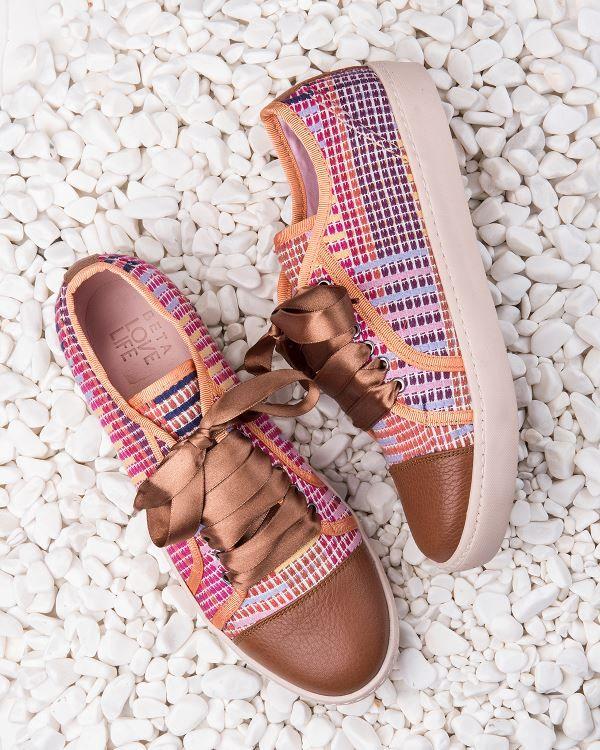 Beta Tekstil Kadin Ayakkabi Kumas Taba Beta Kadin Bayan Ayakkabi Modelleri Shoes Espadrilles Fashion