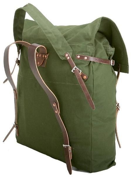 Original Duluth Packs - Canoe Pack I'm carrying a Duluth #3. I'm having a tumpline added this week.