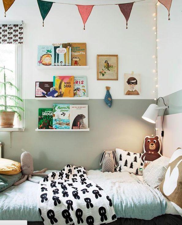 Inspirationsschub: Artikel im Kinderzimmer lagern,…