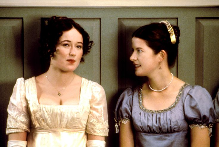 Jennifer Ehle and Lucy Scott as Elizabeth Bennet and Charlotte Lucas | Pride and Prejudice (1995)