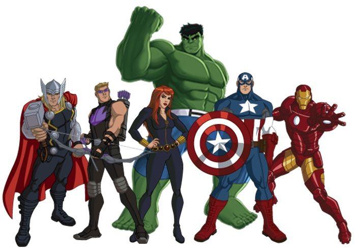 Avengers Pinterest: The Avengers: Animated By TFPrime1114.deviantart.com On