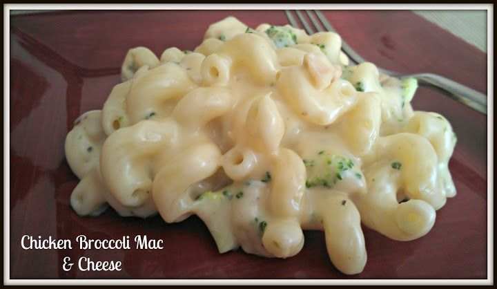 ... Chicken Recipes: Chicken Broccoli Mac Cheese and BBQ Chicken Pizza