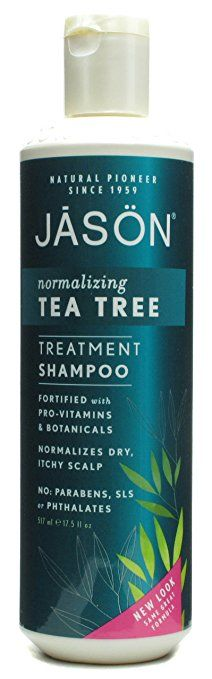 Jason Natural Products Shampoo T Tree Oil Therpy 17.5 Fz Review