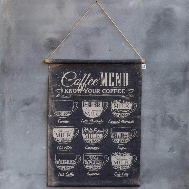 Fotokaarten / Posters : fotokaart koffie