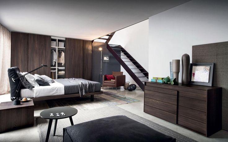 camere letto moderne legno - Cerca con Google