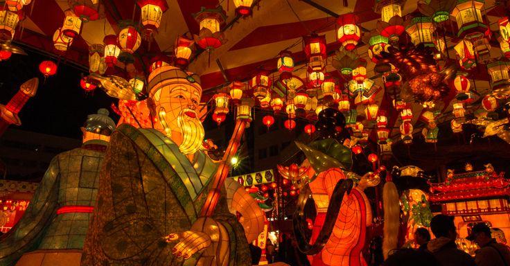 長崎ランタンフェスティバルがまもなく開催! | Nagasaki365 - 長崎観光・旅行・おでかけガイド