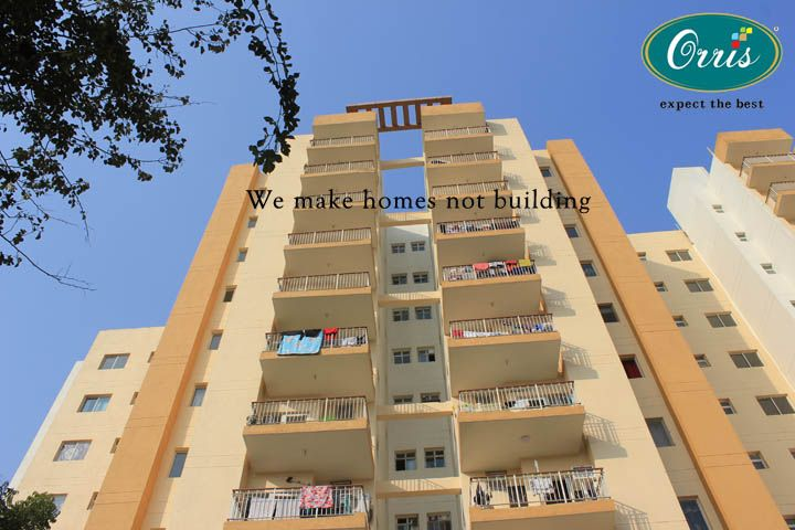 Hurry !!!..... Limited units remain in #Orris #carnation #residency . #Ready to move in #Apartments in #Gurgaon. http://goo.gl/WjgeWd