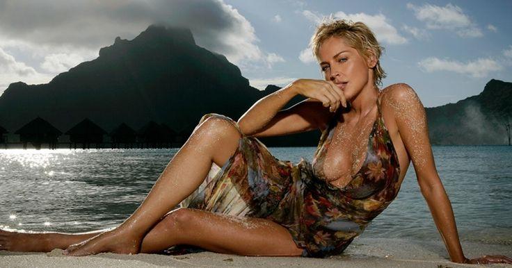 Szívdöglesztően szexi a ma 57 éves Sharon Stone - Fotók   Femcafe