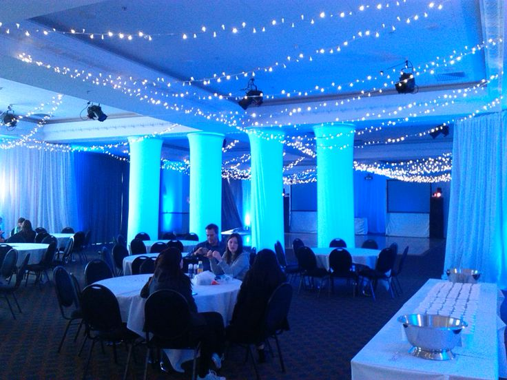 Winter Wonderland Girls High Ball Palmerston North 2014