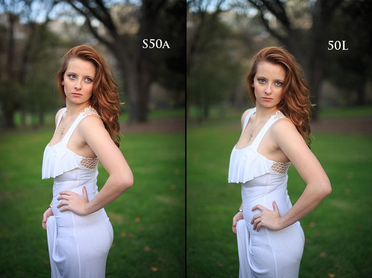 Sigma 50 Art Lens Compared With The Canon 50mm F1.2L