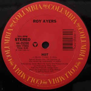 Roy Ayers - Hot (Vinyl) at Discogs