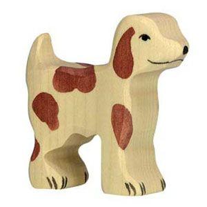 Holztiger Wooden Animal Farm Dog Canada