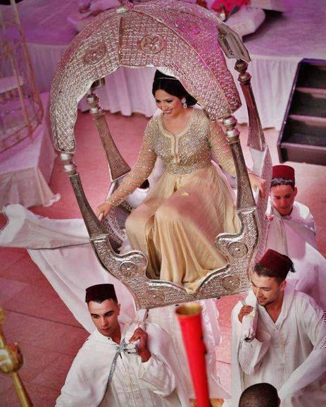 Morrocan wedding