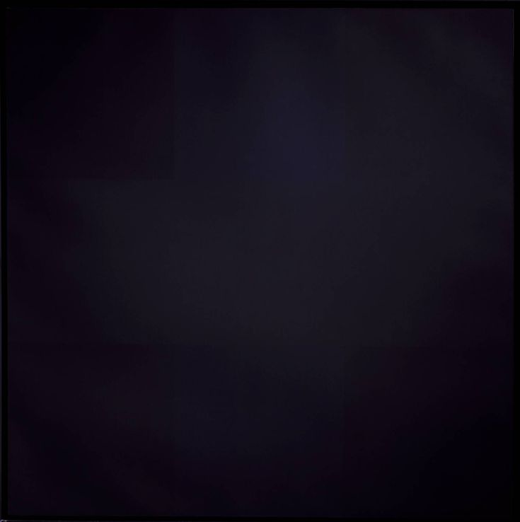 Ad Reinhardt, 'Abstract Painting No. 5' 1962