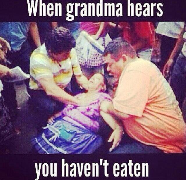 Latina Grandmas, lol.