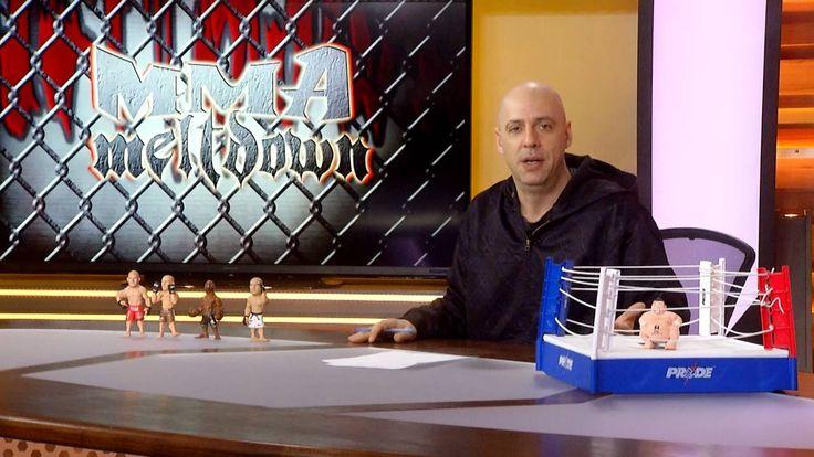 nice MMA Meltdown with Gabe Morency - UFC Fight Night Zagreb, GambLou & Latest on Jones - Part 3