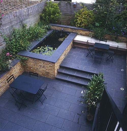 Detalles naturales para patios y terrazas jardines for Paisajismo de patios