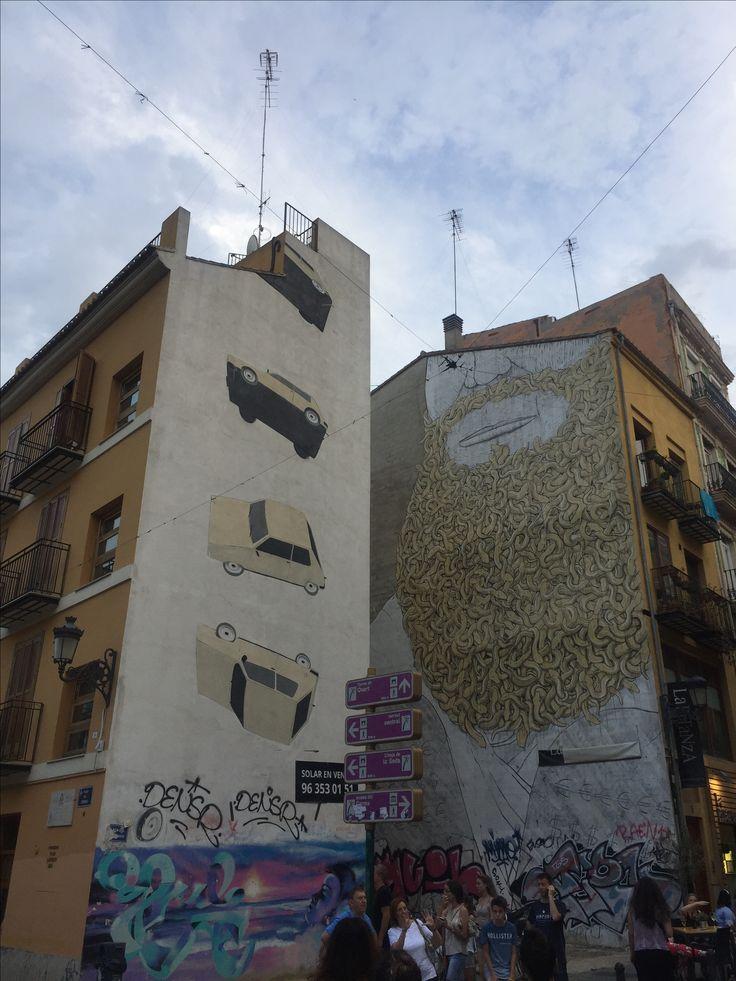 Valencia Streetart