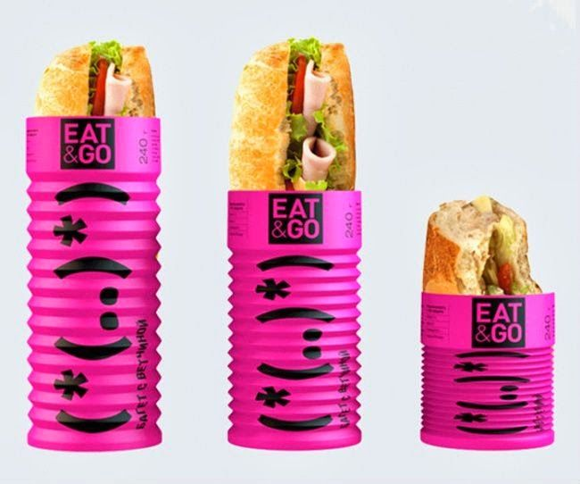 creative cylindrical packaging - Google Search