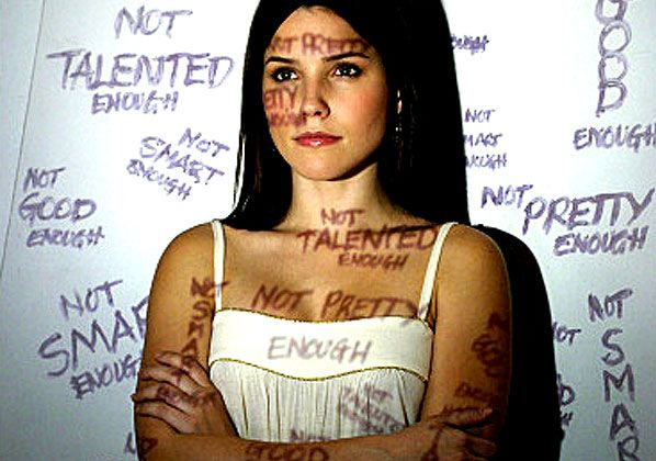 """Television has been using their platform to talk about body image issues in young adults for years. The iconic show """"One Tree Hill"""" showed a vulnerable side to sassy and sexy character Brooke Davis in Season 3 Episode 13."""