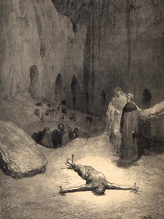 "an analysis of the divine retribution by dante Buy a sample research paper on dante's inferno from ultius  analysis of medeival  ""penances are understood as retribution for violations of divine."