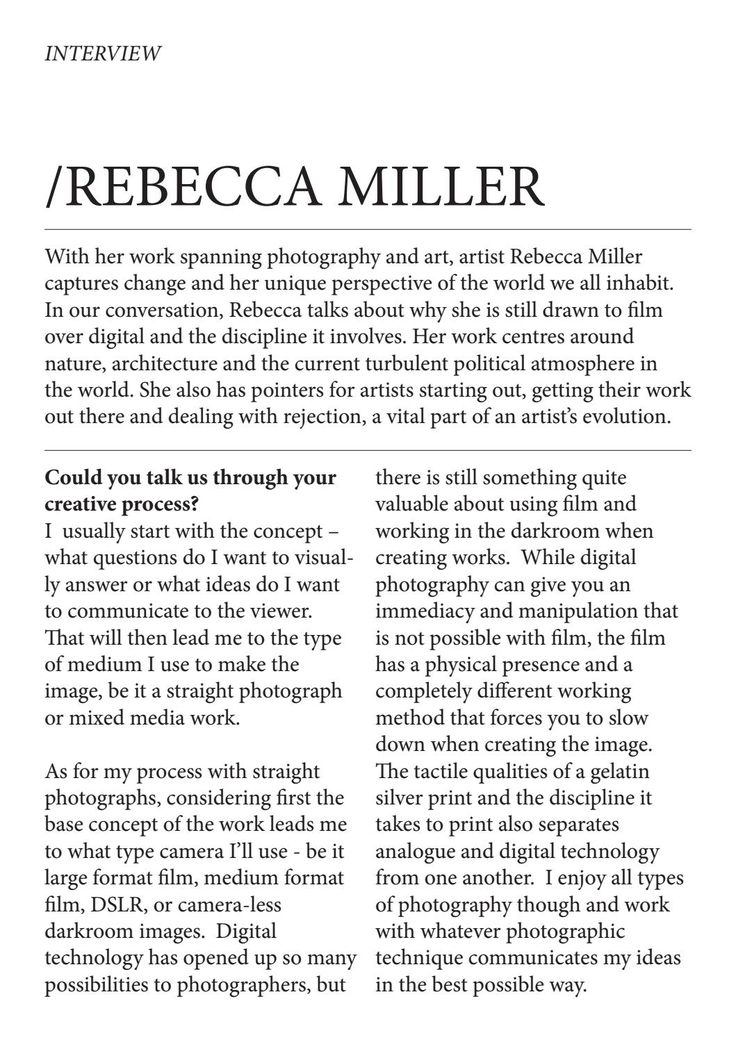 Drury University's Rebecca Miller, associate professor of art and art history, recently featured in the February issue of CreativPaper Magazine...