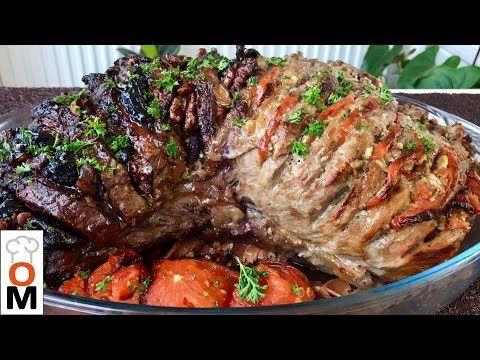 (253) Мясо к Новому Году - Король Праздничного Стола!!! | New Year's Eve Meat Recipe | Ольга Матвей - YouTube