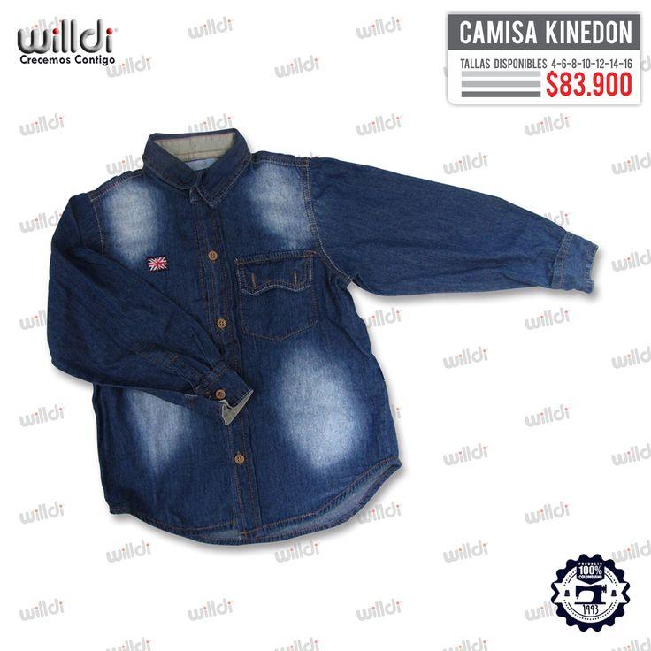 ☀Si quieres un Martes casual una camisa de Jean será la mejor opción!! Visitanos en cualquiera de nuestros almacenes, encontrarás prendas desde $18.000, anímate y sal ya!! ✈