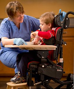 Nutritional Needs of Cerebral Palsy Children