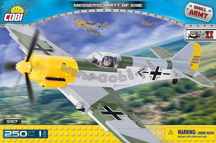 COBI Messerschmit Plane 5517 - £19.95 & free UK shipping