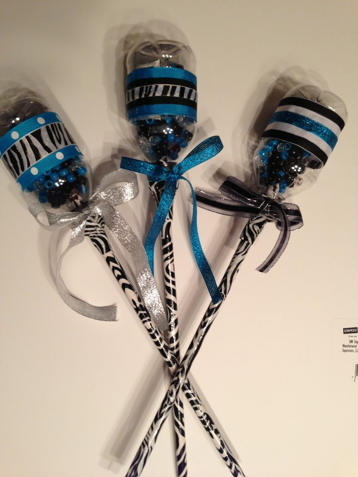 Spirit Shakers I made for Top Notch All Stars!