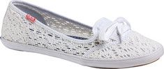 Women's Keds Teacup CVO Crochet - White Crochet with FREE Shipping & Exchanges. The sneaker meets the skimmer with the Teacup CVO, a slip-on style with