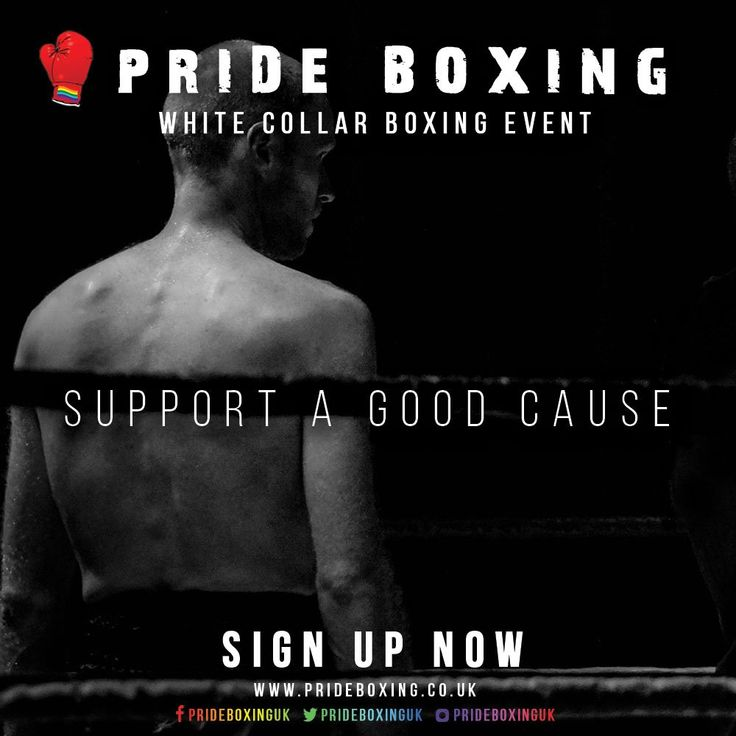 Pride in London boxing event is set to 'challenge perceptions' of LGBT people (2017)