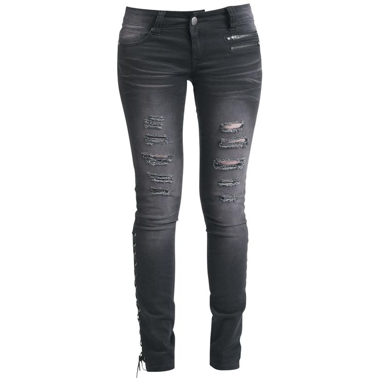 Rock Rebel by EMP  Jeans  »Corded Jeans« | Jetzt bei EMP kaufen | Mehr Rockwear  Jeans  online verfügbar ✓ Unschlagbar günstig!