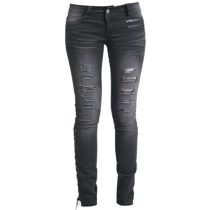 Rock Rebel by EMP  Jeans  »Corded Jeans«   Jetzt bei EMP kaufen   Mehr Rockwear  Jeans  online verfügbar ✓ Unschlagbar günstig!