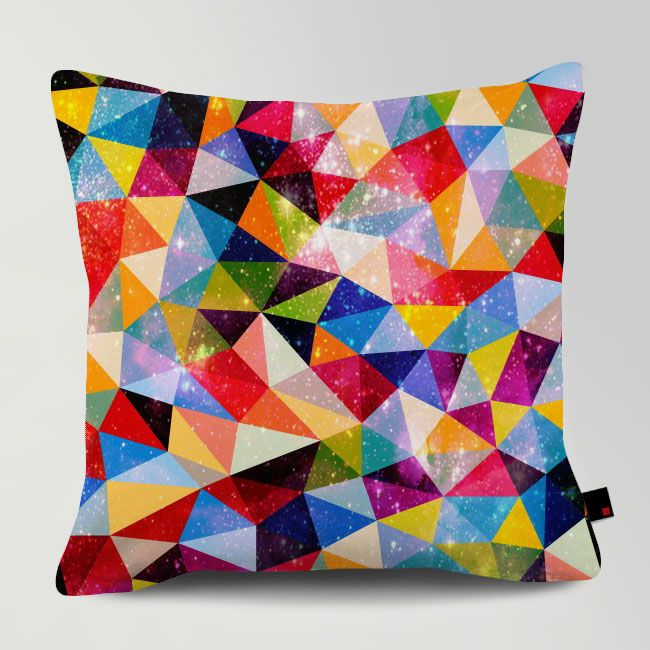 SPACE SHAPES / Designed by Fimbis / Made by OneRevolt.com / #쿠션 #원리볼트 #인테리어 #홈데코 #pattern #design #cushion