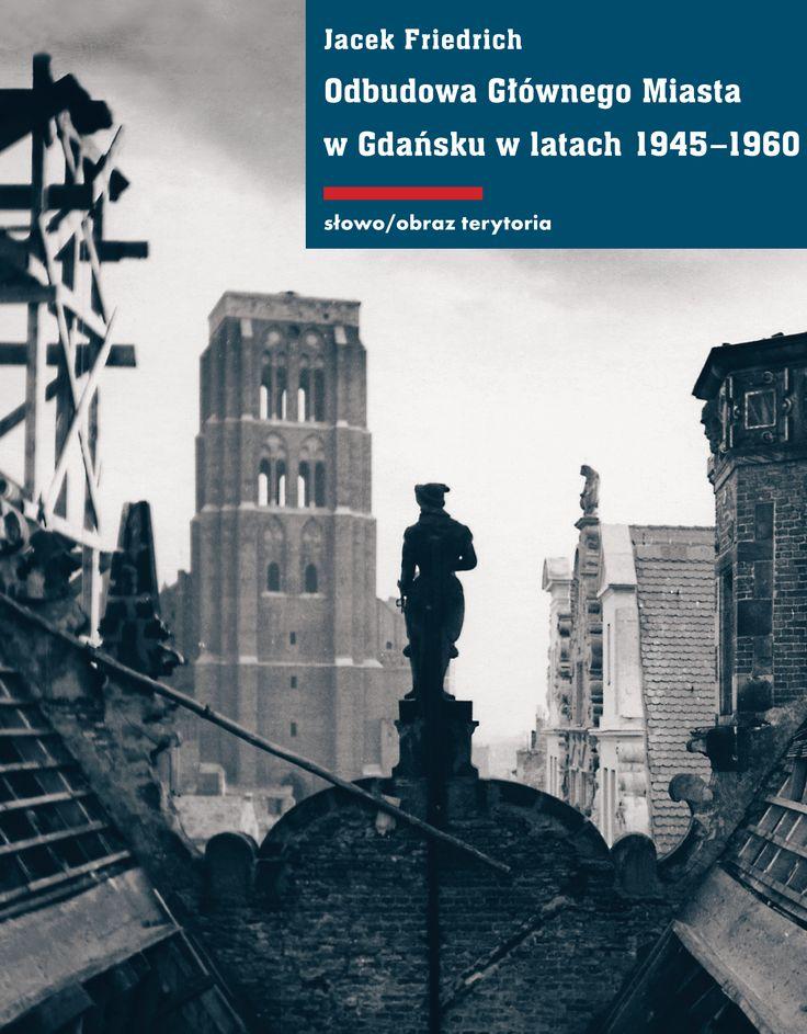 Książka ukazuje złożony proces odbudowy gdańskiego Głównego Miasta po drugiej wojnie światowej, uwikłany w ówczesne realia polityczne, ideowe i kulturalne. Autor przekonuje, że odbudowane po wojnie zabytkowe centrum Gdańska to miasto równocześnie stare i nowe.
