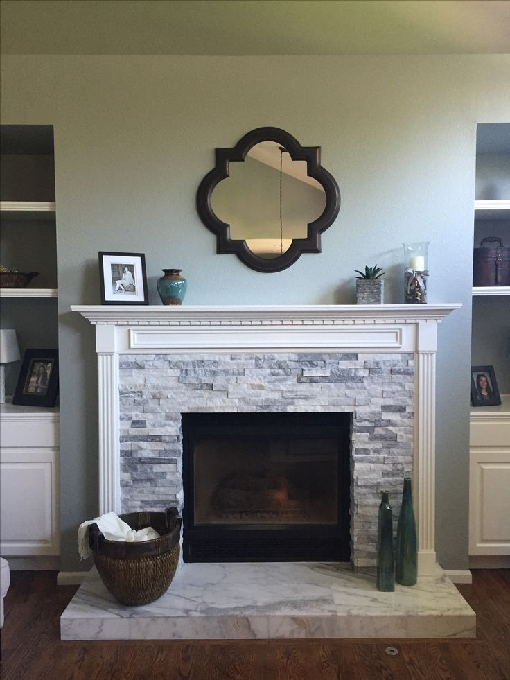 Fireplace Tile Fireplace Stone Refaced Fireplace Face
