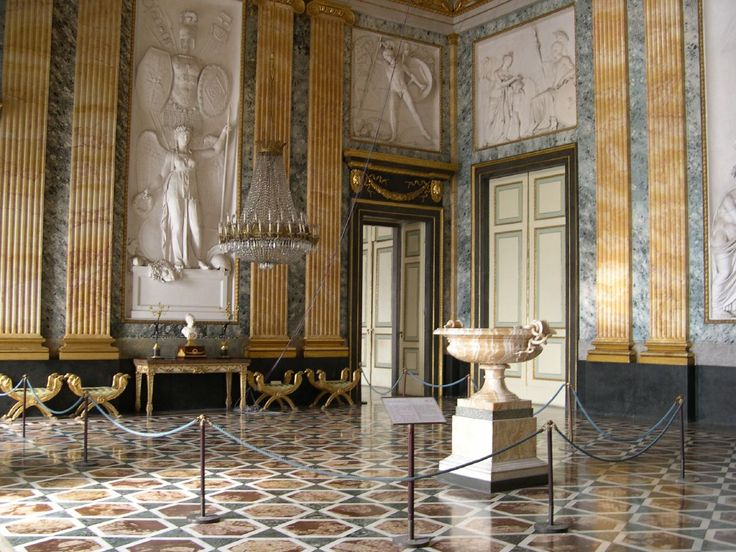 French Neoclassical Interior From Christie's | ... : http://dbpedia.org/resource/Italian_Neoclassical_interior_design