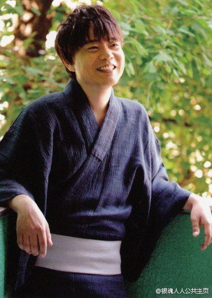 中井 和哉 Nakai Kazuya- Zoro (One Piece), Mugen (Samurai Champloo), Hijikata (Gintama), Doumeki (xxxHolic), Wakka (Final Fantasy X) #seiyuu