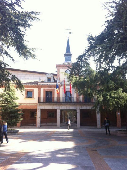 Ayuntamiento de las rozas en las rozas madrid - Fontaneros en madrid ...