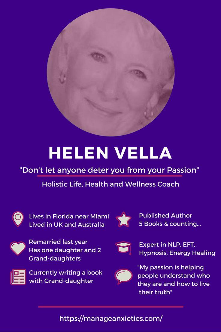 Helen Vella Holistic Health Wellness Coach inspiringmompreneurs