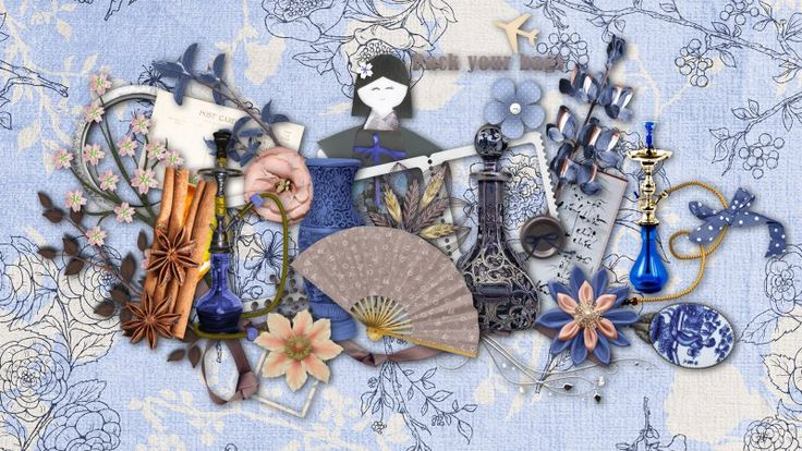 Oriental travels