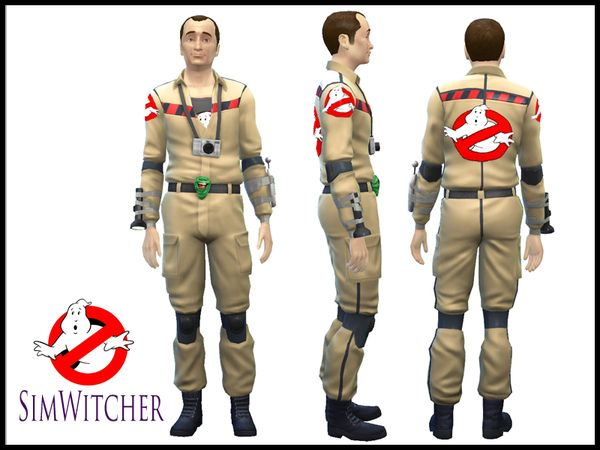 Witchbadger's Ghostbusters Outfit - Get to Work Needed