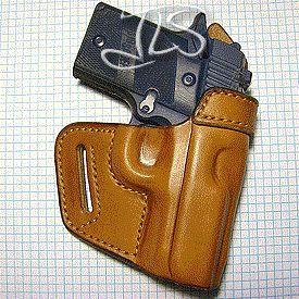 Leather Gun Holster Patterns