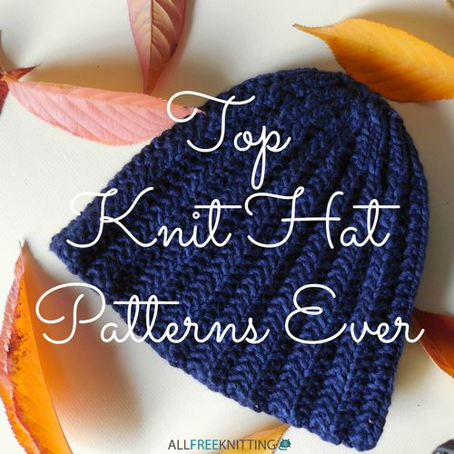 womens jackets 12 Top Knit Hat Patterns Ever