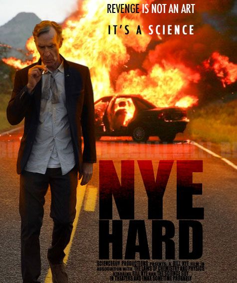 Bill Nye is a thug