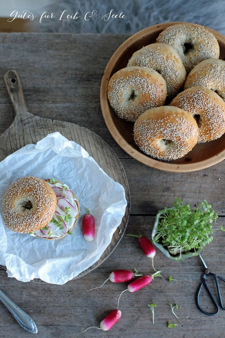 Bagels (Grundrezept)
