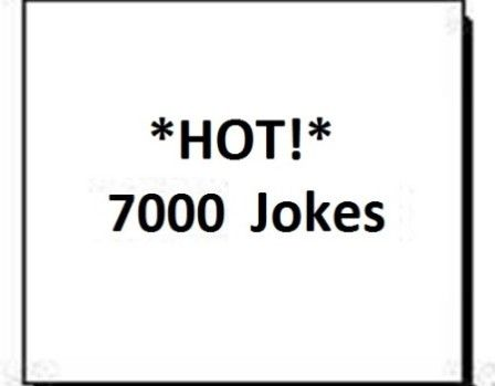 Get 7000 Super #Funny #Humor Short #Jokes with #ResaleRights for only $5. Check out the offer for more details here: http://digesale.com/jobs/ebooks-reports/get-7000-super-funny-humor-short-jokes-with-resale-rights/